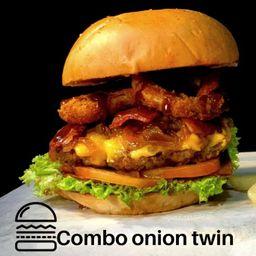 Combo Twin Onion