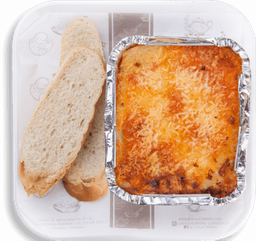 Lasagna de Pollo con Espinaca