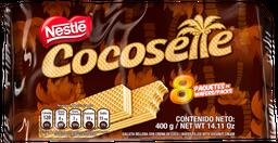 Galleta Cocosette Wafer 8 Unds Por 50G