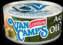 Atun Van Camps En Aceite De Oliva