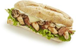 Sandwich De Pollo Parrillado