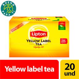 4ac902d1b Te Lipton Yellow Label 100 Bls a domicilio en Colombia - Rappi