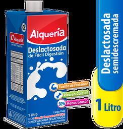 Leche Deslactosada Alqueria X 1 Litro