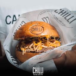 Hamburguesa American Chilli