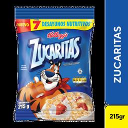 Zucaritas Megabolsa 215G