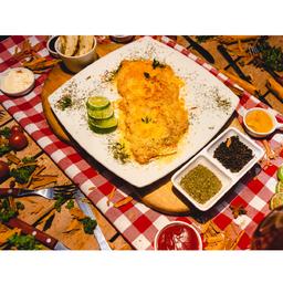 Róbalo en Salsa de Camarón