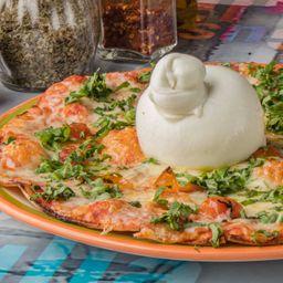 Pizza Burrata Di Búfala