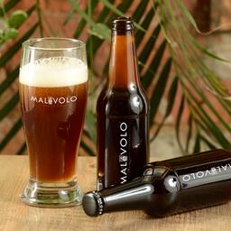 Cerveza Malévolo  6.5 º de Puro Sabor 330 ml