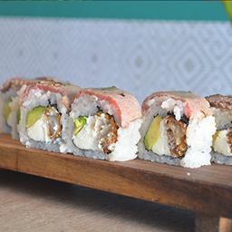 Sushi surf & turf