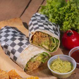 Wrap Vegetariano Garbanzo