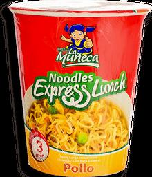 Noodles Pollo La Muneca