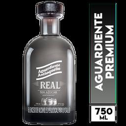 Aguardiente Antioqueño Real 1493 Silver Botella