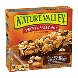 Nature Valley Barra Chocolate Y Almendras