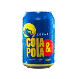Cola & Pola 330 ml