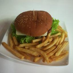 Combo Burger