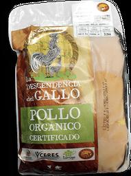 Escalopes Pollo Orgánico