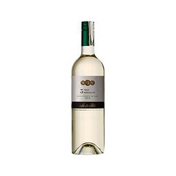Vino Blanco Sauvignon Blanc Tres medallas