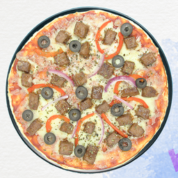 Pizza Angus Beef