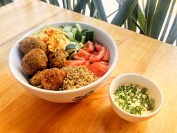 Bowl Árabe