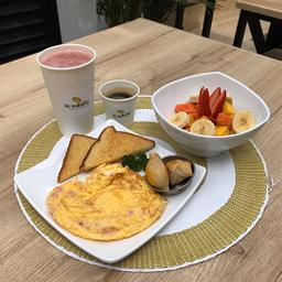 Desayuno La Salteña