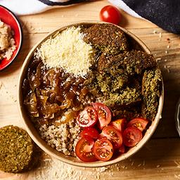 Falafel & Quinoa (Vegetariana)