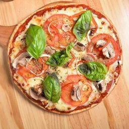 Pizza Tradicional de 2 a 3 Ingredientes