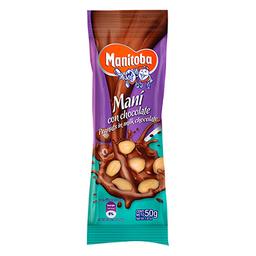 Maní con Chocolate Manitoba