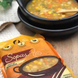 Sopa Congelada de Verduras