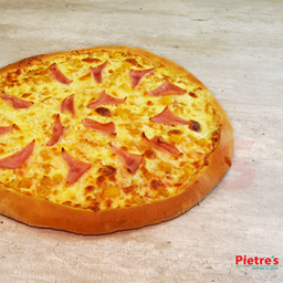Pizza Hawaiana Ideal Personal