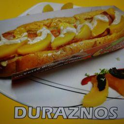 Perro Duraznos