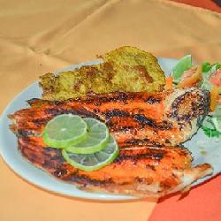 Bandeja con Trucha