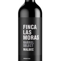 Botella de Vino Finca Las Moras Barrel Select 750ml