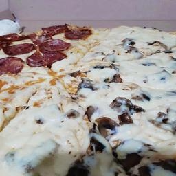 Promo Pizza Familiar