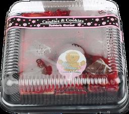 Tulipan Candies & Cookies Mini Cheese Brownie