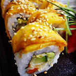 Sushi Vegeratiano Roll