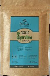Spirulina en Polvo 100% pura