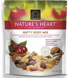 Nutty Berry Mix 70 G