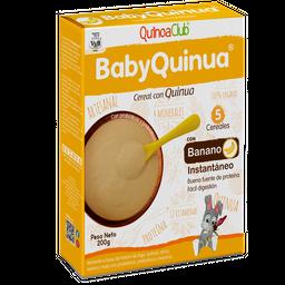 Baby Quinua Banano 200 G