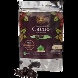 Manjares De Cacao Al 60% En Bolsa 180 G