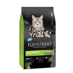 Alimento Equilibrio Gato Castrado Adulto 1,5 KG