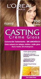 Tinte LOréal Paris Casting Creme Gloss Rubio 700