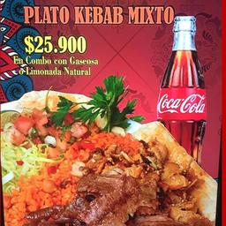 Combo Doner Kebab