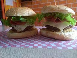 🍔2x1 Hamburguesa Artesanal