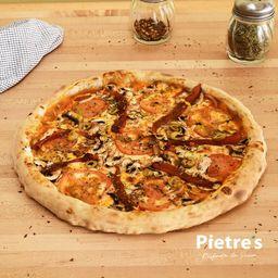 Pizza Vegetariana Perfecta Personal