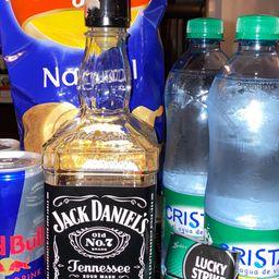Combo Jack Daniels 750ml