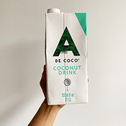 Leche de Coco Líquida
