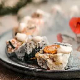 Smoked Sushi