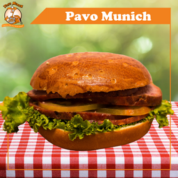 Pavo Múnich