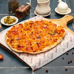 Pizza Hawaiana 2×1