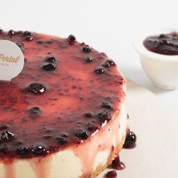 Cheesecake Frutos Silvestres Pequeño